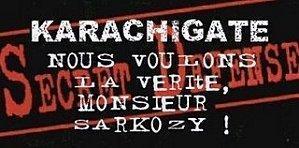 Tags : Karachigate, attentat de Karachi, corruption, Edouard Balladur, premier ministre, Nicolas Sarkozy, ministre des finances, armée, contrat armement, financement de la campagne présidentielle, Rébus, Tour de France, vacances, Michael Jackson, marronniers