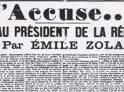 Zola Dreyfus 103e anniversaire réhabilitation