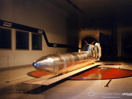Gillette Mach III Rocket Bike By Mike Charlton