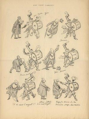 LE PIERROT, bibliographie illustrée, du N° 5 de 1889 au dernier n° de 1891