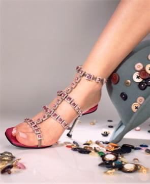 14ad1b4e99d Les 38 paires de chaussures - chez Guy Laroche - - Paperblog