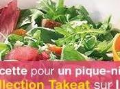 Salade légumes fruits Folie petites Pommes Terre doucement rôties, Frites Carottes Chips Bacon