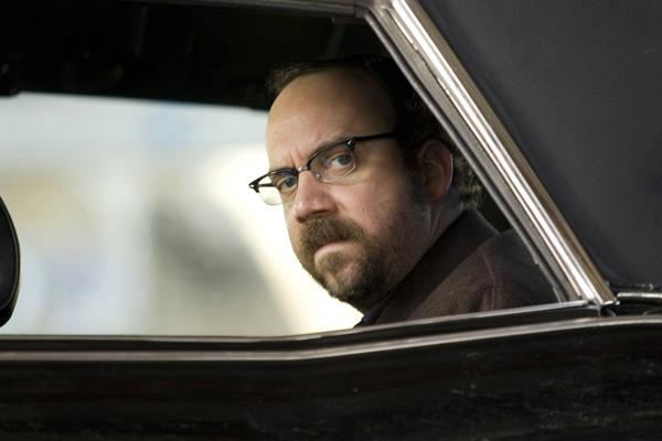 Paul Giamatti. New Line Cinema
