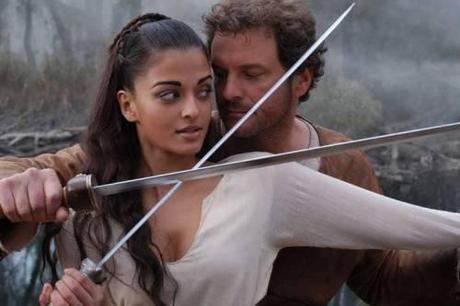 Aishwarya Rai & Colin Firth
