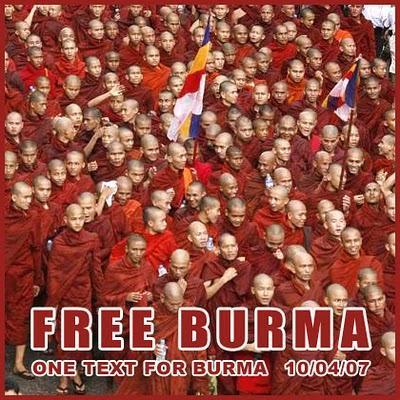 Free Burma ! évènements en Birmanie sur les Skyblogs