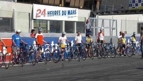 Les 24H vélo au Mans (22-23 aout 2009) : l'épreuve à ne pas manquer !!