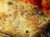 Papillotes poulet miel chèvre