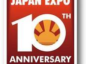 Japan Expo, clôture dixième édition