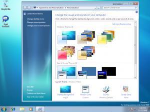 les différent thèmes de Windows Seven