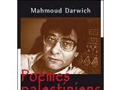 """Poèmes palestiniens"" Mahmoud Darwich"