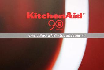 Livre 90 ans de kitchenaid le livre de cuisine son index 1919 2009 paperblog - Livre de cuisine kitchenaid ...
