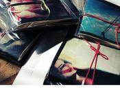 "Boutique: Collection carnets ""Grenade mots"""