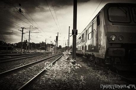 Photos à la Gare d'Annemasse