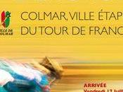 Colmar acceuille Tour France