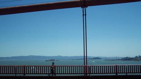 Le Golden Gate Bridge, une des sept merveilles du monde moderne