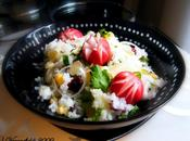 """Salade """"Bollywood"""" (vegan)"""