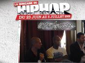 Ouverture Paris Hip-Hop Rencontre avec