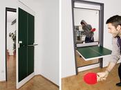 votre porte transforme table Ping Pong