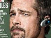 [couv] Brad Pitt pour Wired magazine