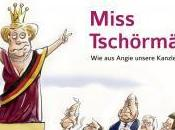 Angela Merkel Miss Tschörmänie satire poilitique