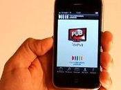 Télépub, application iPhone pour voir pubs