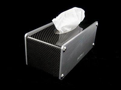 Boite à mouchoirs carbone design Autoart   À Voir 979260faf2f
