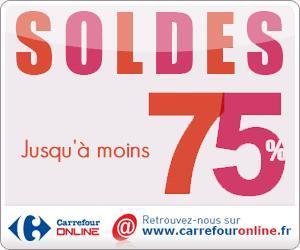 Promotion Carrefour Online