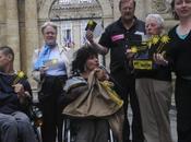 Auch: NPNS campeurs manifestants dans dèche s'insurgent!