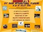 Open International Touraine Avoine, ronde reste