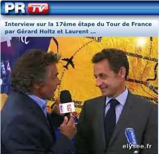 Sarkozy glande, Fillon consulte, la France chôme