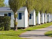 mobil home, solution d'hébergement économique pour vacances
