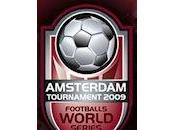 Tournoi d'Amsterdam: Benfica face Sunderland.