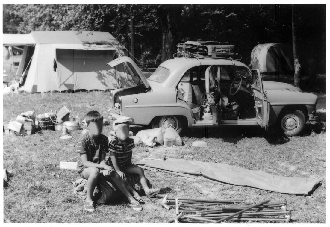 Camping familial   souvenirs des années 60   À Découvrir 0636dcffc7a5