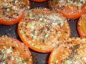Tomates provençales four