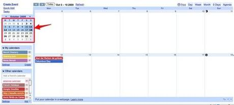 google agenda 1 8 astuces pour Google Agenda