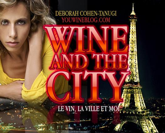 Wine In The City: Le Vin, la Ville et Moi