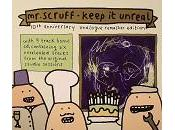 "l'album ""Keep Unreal"" Scruff"