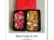 Bento poulet basquaise salade fruits