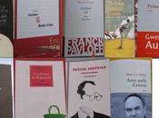 Tendances couvertures rentrée littéraire 2009