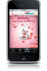 BLOW YOUR LOVE : L'AMOUR EN  i PHONE !