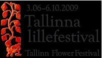 Festival des Fleurs de Tallinn, depuis Juin jusqu'en Octobre