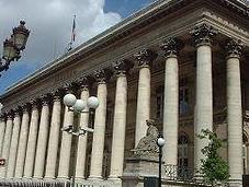 Bourse Paris plus-haut l'année