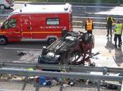 Samedi tragique l'A20 nord Limoges