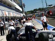 retire après 2009 Sauber rescousse