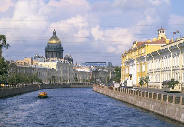 SAINT-PETERSBOURG OU LE SONGE DE PIERRE