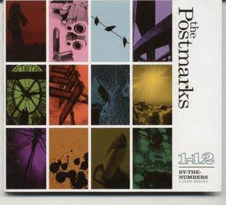 2007 / 2008 - The Postmarks - Album Eponyme / By The Numbers - Chronique d'une pop en apesanteur