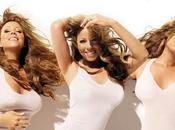 Mariah Carey encarts publicitaires dans nouveau livret d'album
