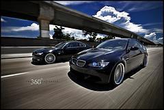 BMW M3 & 335i on 360 Forged Spec 5ive