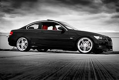 BMW 335i on 360 Forged Spec 5ive