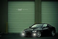 BMW 335i on 360 Forged Mesh Ten
